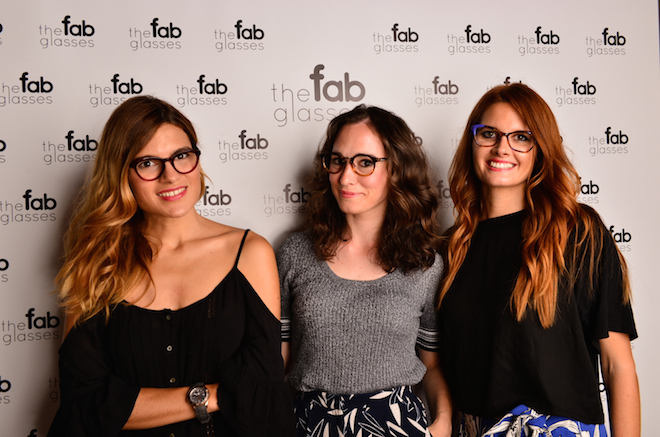photocall the fab glasses