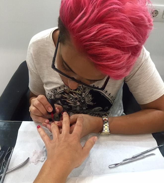 louis philippe manicura