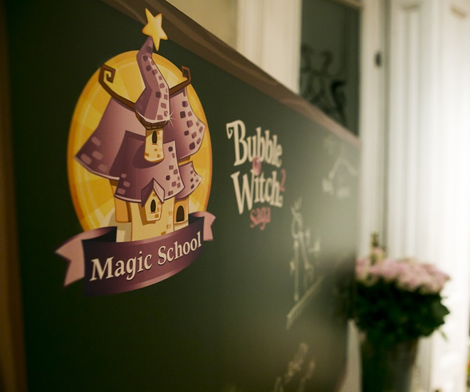 bubble witch magic school
