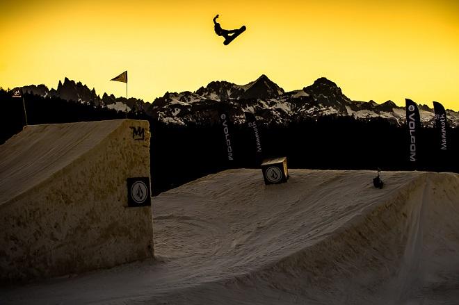 película de snowboard Volcom