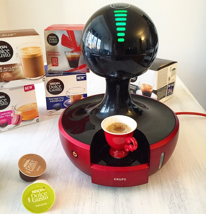 dolce gusto cafetera automatica