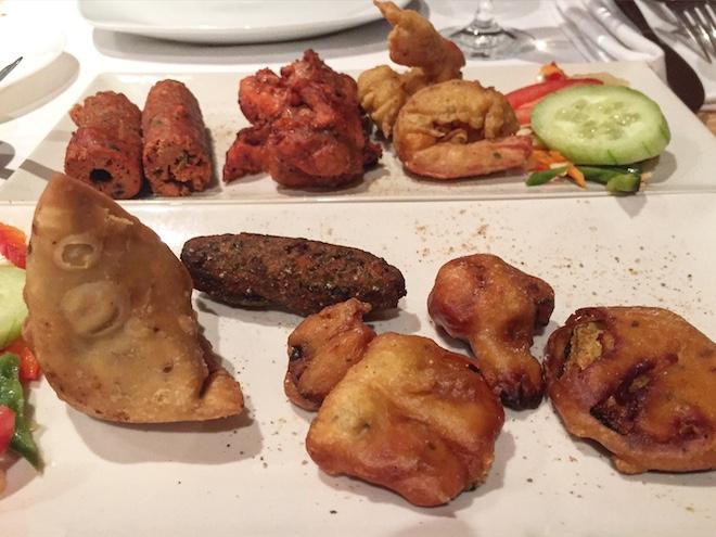 namaste comida hindu barcelona