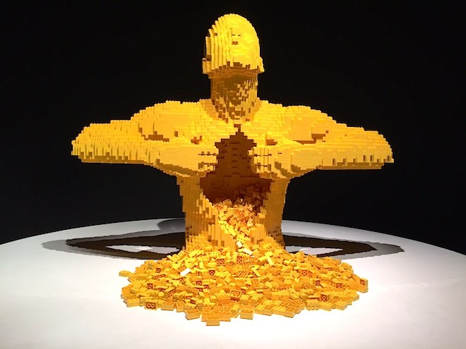 the art of the brick expo bcn