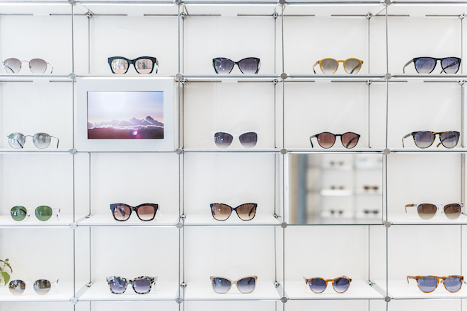 visionario sunglasses