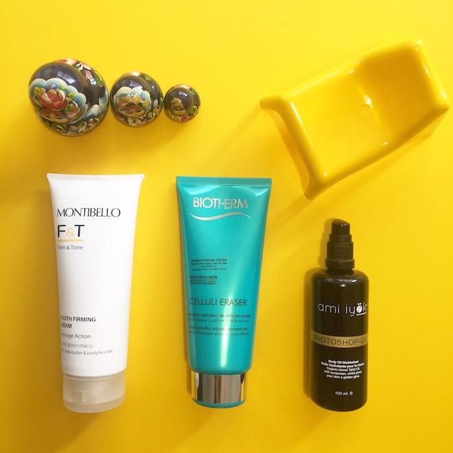 cuidado corporal antiage cosmeticos