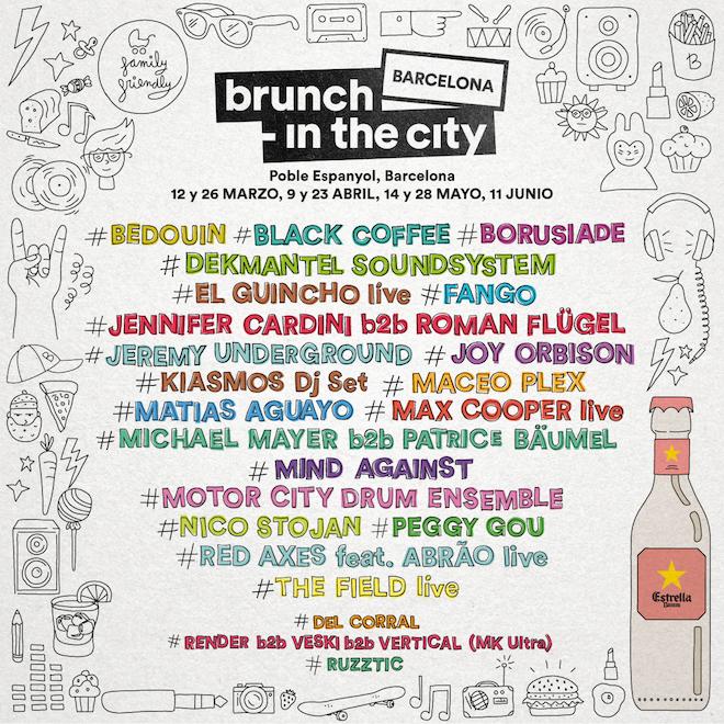 brunch in the city barcelona