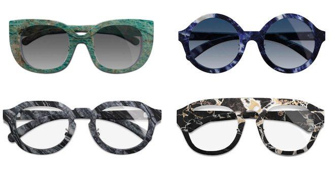 gafas de marmol Budri Eyewear