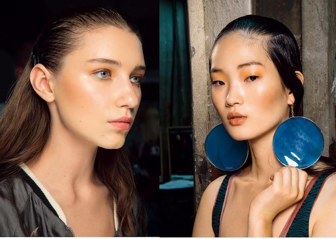 makeup trend ss17 warm blumarine missoni