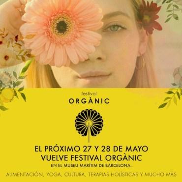 festival organic barcelona