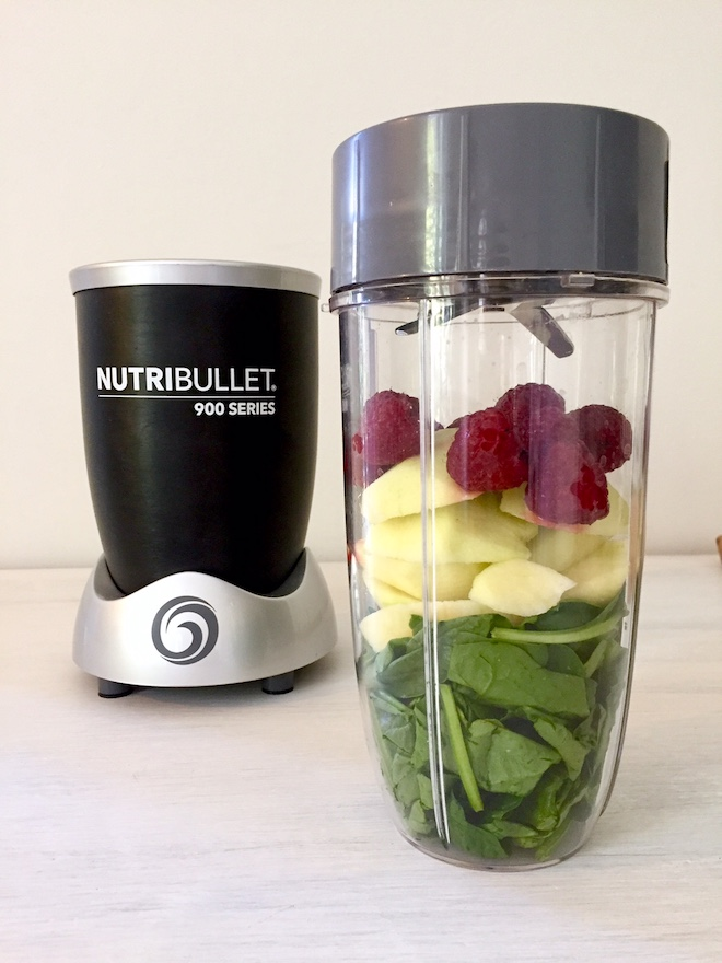 nutribullet extracion nutrientes