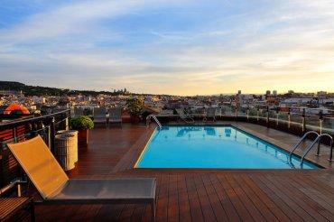 rooftop barcelona la isabela
