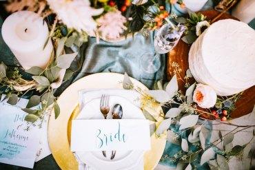 ideas para bodas originales comida