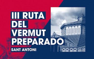 Ruta del vermut en Sant Antoni cinzano