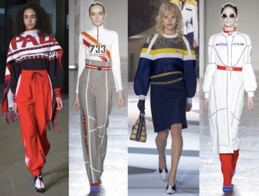 moda invierno 2018 tendencia athleisure