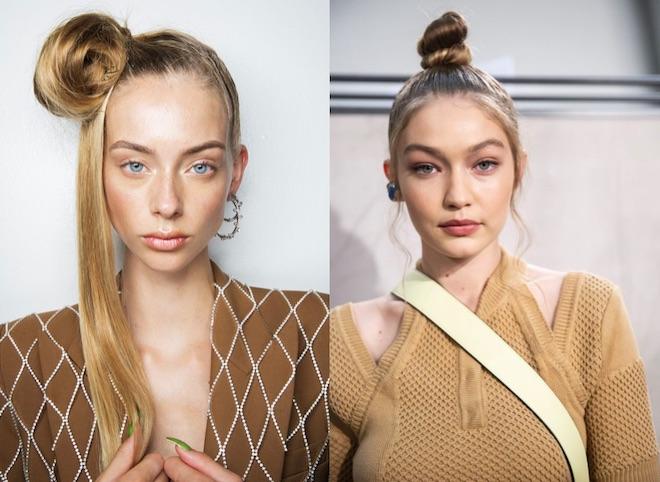 peinados tendencias 2019 mono alto