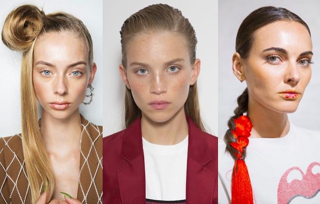 peinados tendencias 2019