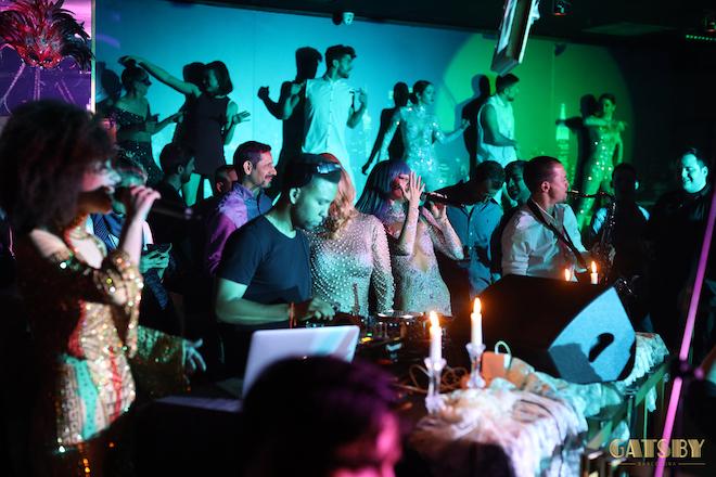 gatsby barcelona fiesta