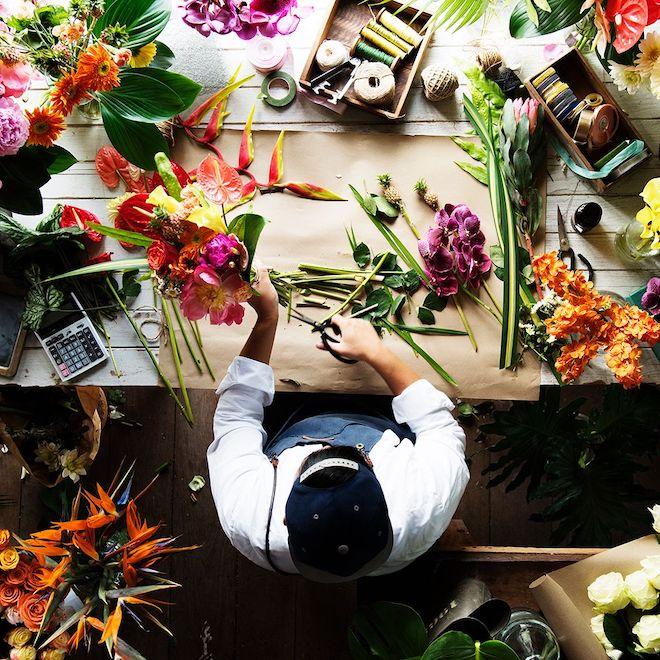 regalar flores envio online