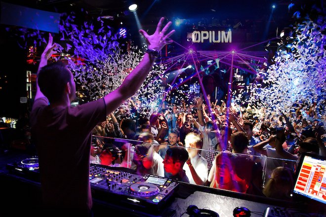 discoteca barcelona opium