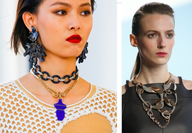 joyeria moda pv19 cadenas
