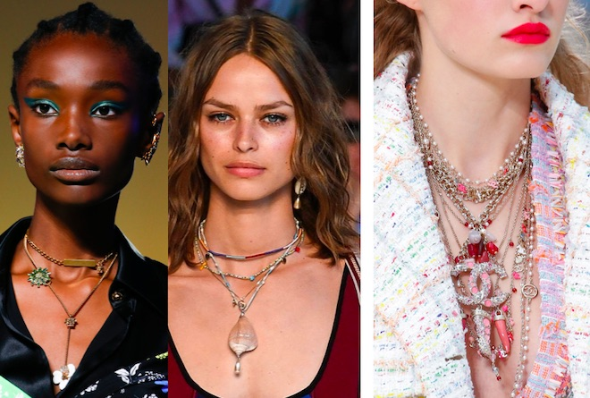 tendencia joyeria 2019 collares