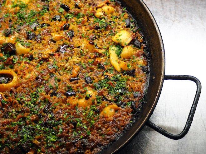 arroz senorito restaurante ajoblanco