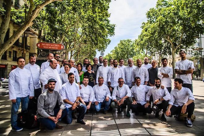 tast a la rambla 2019 barcelona