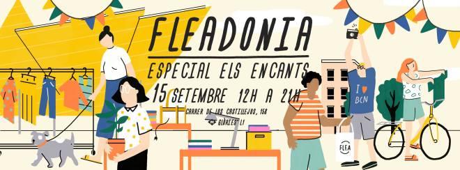 mercadillos segunda mano barcelona fleadonia