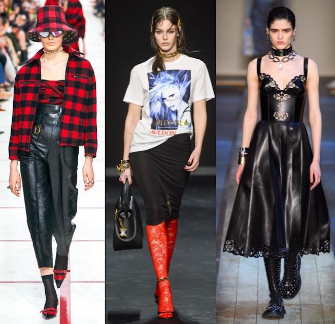 moda invierno 2020 punk