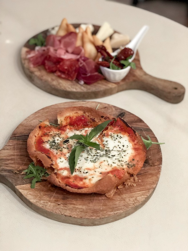 comer italiano en barcelona
