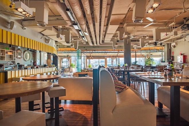restaurante mamarosa beach sala