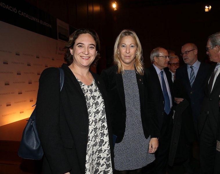 © Fundació RBA. La alcaldesa