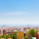 Park Guell - 5 beautiful views of Barcelona