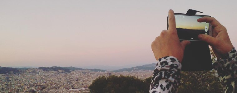 Montjuic - 5 beautiful views of Barcelona