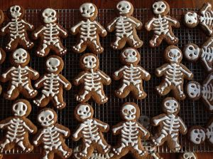 cookies skeleton