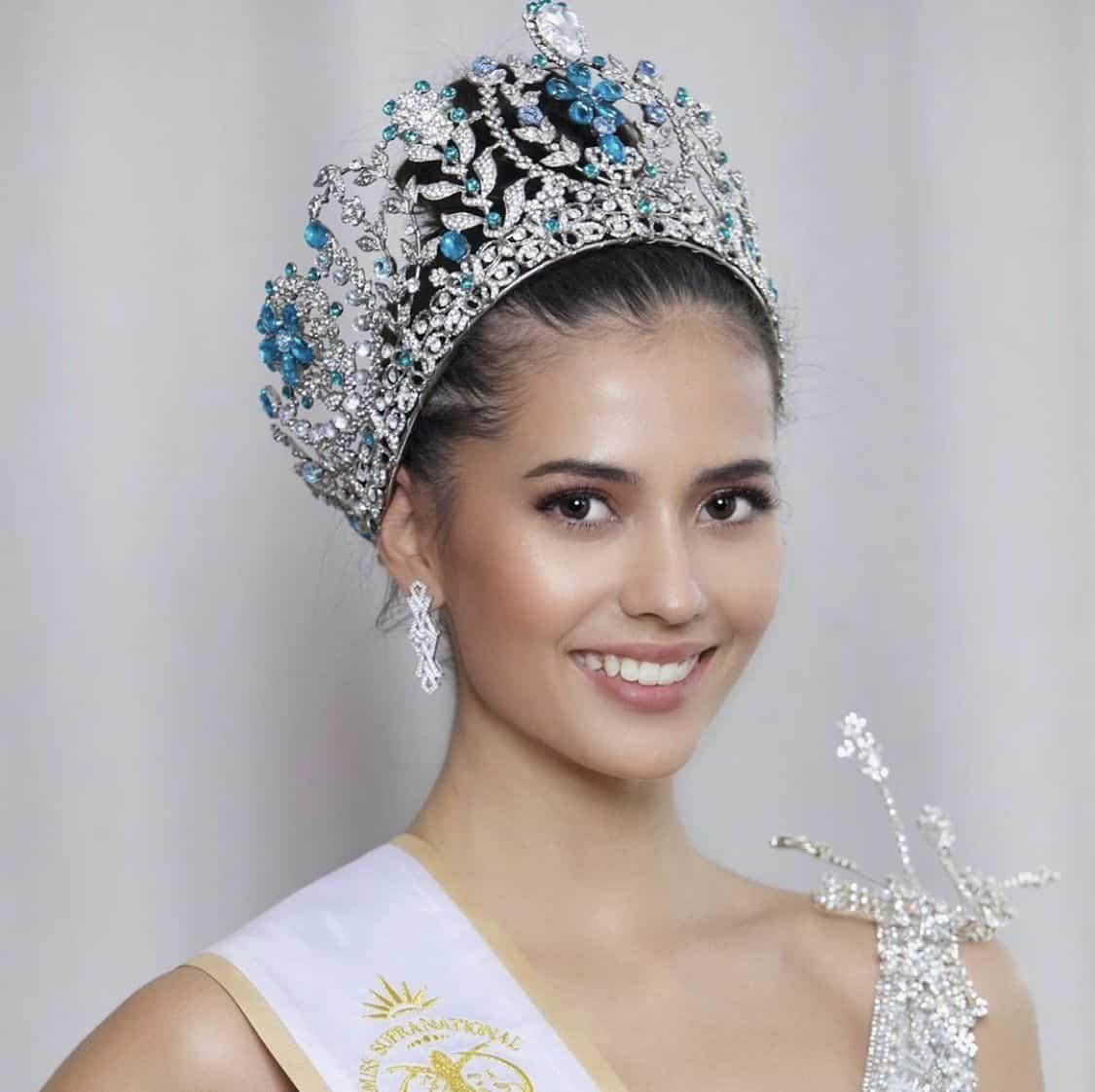 Miss Supranational Thailand. bconceptgroup.com