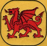 Welsh Dragon, variation