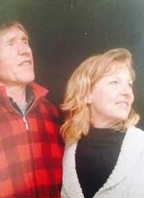 Yolanda and Brian of Shalefield Organic Gardens