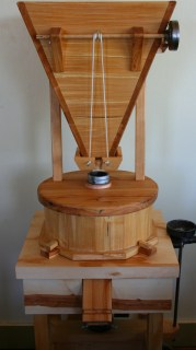 WoodGrain Mill