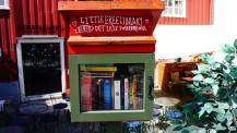 Antikvariatet Little Free Library