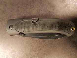 3 Blade knife