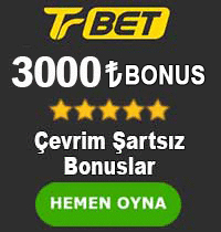 Trbet casino bonus tablosu