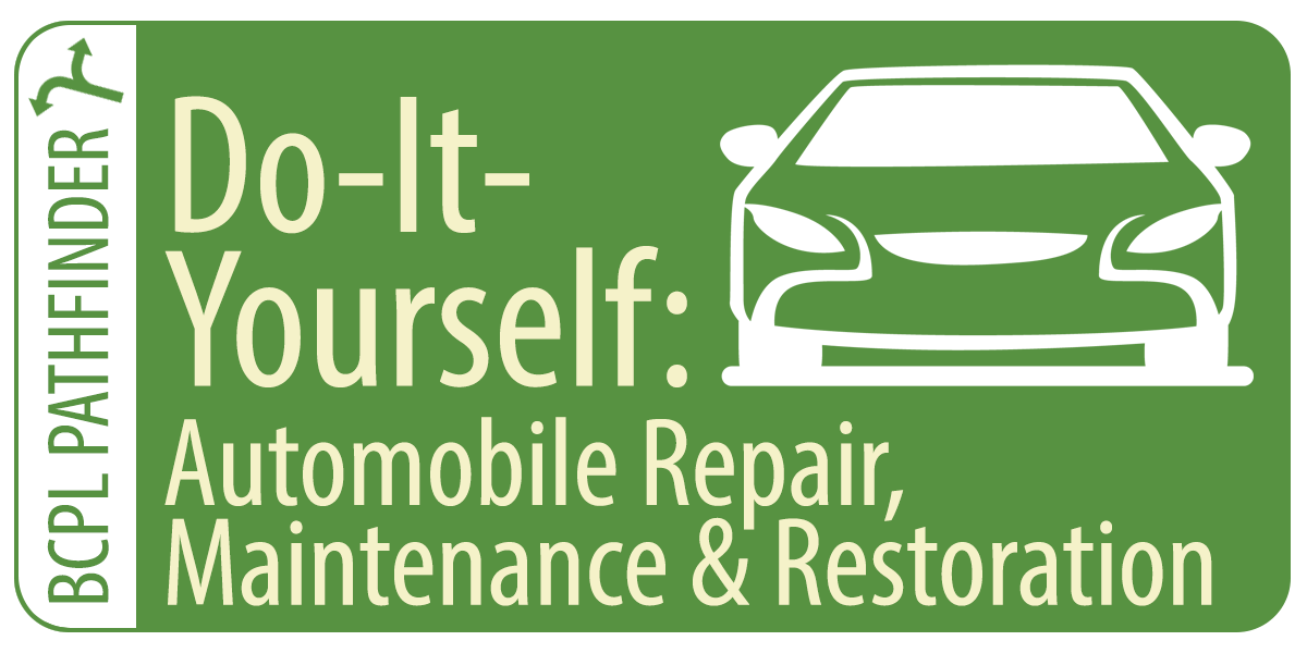 Do it yourself auto repair maintenance restoration bullitt do it yourself auto repair maintenance restoration bullitt county public library solutioingenieria Images