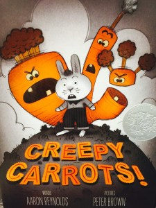 Creepy Carrots cover