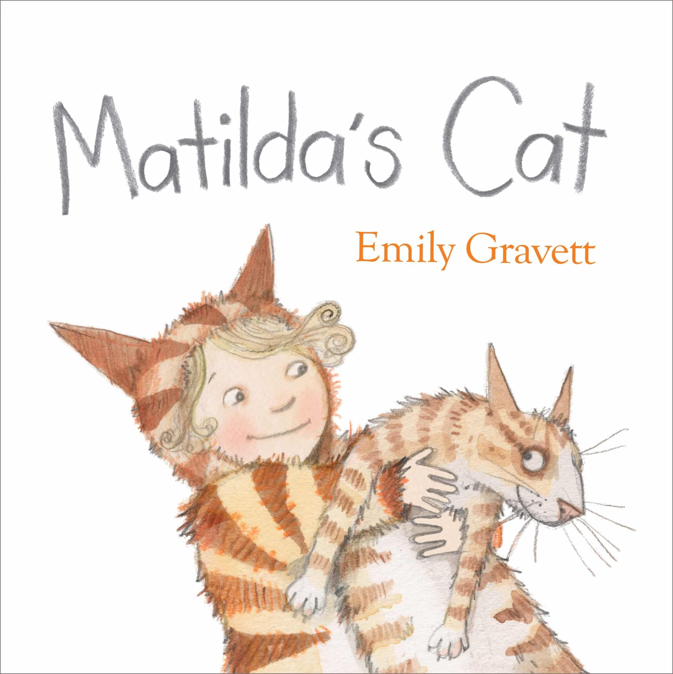 Matilda's Cat book cover