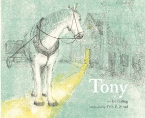 tony book cover