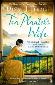 The Tea Planter's Wife by Dinah Jeffries