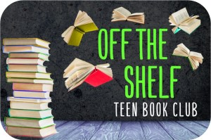 Off the Shelf Teen Book Club grap