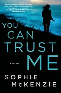 You Can Trust Me book cover
