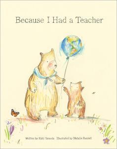 Because I had a Teacher book cover